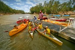 Boat and Canoe Hire, Echuca, Victoria