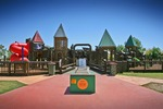 Playground at Moama, New South Wales