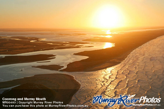 Coorong and Murray Mouth