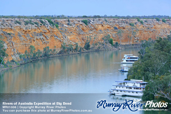 Rivers of Australia Expedition at Big Bend