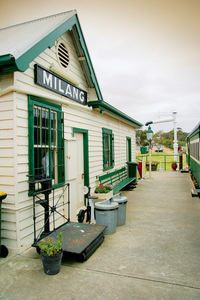 Milang Railway Station Museum, South Australia