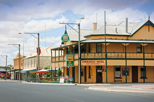 Pinnaroo Hotel, South Australia