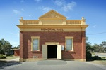 Walpeup Memorial Hall, Victoria