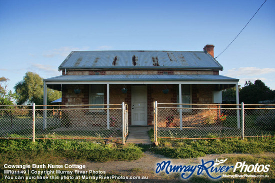 Cowangie Bush Nurse Cottage