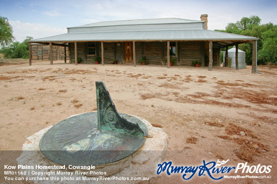 Kow Plains Homestead, Cowangie