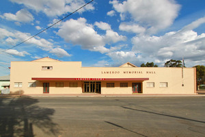 Lameroo Memorial Hall and Cinema, South Australia