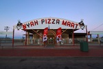 Nyah Pizza Mart on Dusk, Victoria - Archive