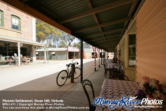Pioneer Settlement, Swan Hill, Victoria
