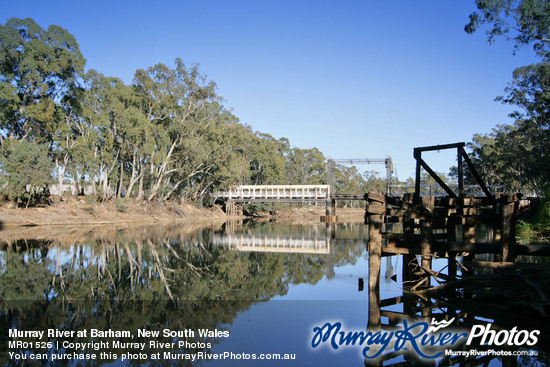 Murray River at Barham, New South Wales