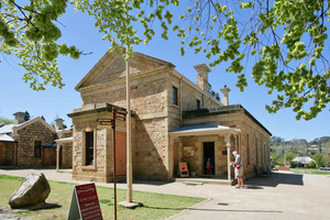 Beechworth Courthouse : www.MurrayRiverPhotos.com.au