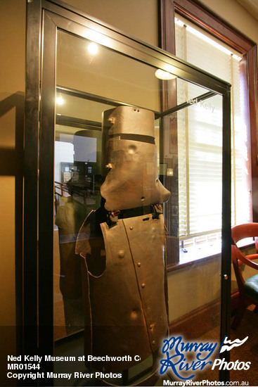 Ned Kelly Museum at Beechworth Courthouse