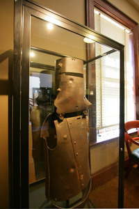 Ned Kelly Museum at Beechworth  : www.MurrayRiverPhotos.com.au