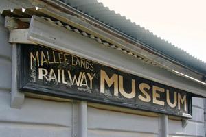 Mallee Lands Railway Museum