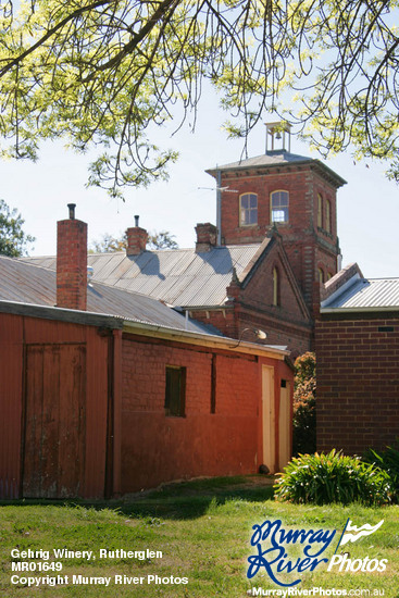 Gehrig Winery, Rutherglen