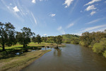 Murray River at Jingellic, New South Wales