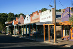 Murrayville shopfronts, Victoria