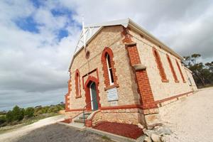 Peake Bapitist Church, South Australia