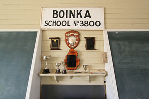 Boinka School, Mallee, Victoria