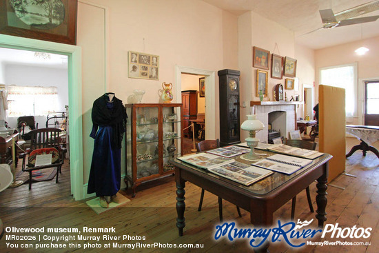 Olivewood museum, Renmark