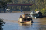 Paddle steamers at Echuca, Victoria