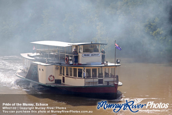 Pride of the Murray, Echuca