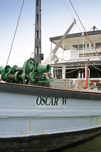 Oscar W at Milang, South Australia