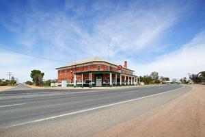 Underbool Hotel, Mallee, Victoria