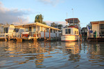 Mannum riverboats on sunset