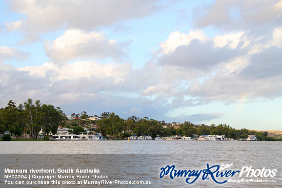 Mannum riverfront, South Australia