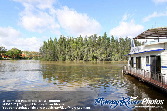 Wilderness Houseboat at Wilkadene