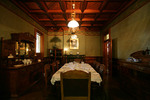 Rio Vista House dining room, Mildura
