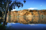 Cliffs of Walker Flat, Murray River, South Australia