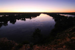 Sunset at Walker Flat, Murray River, South Australia