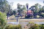Old homestead at Swan Reach, Murraylands