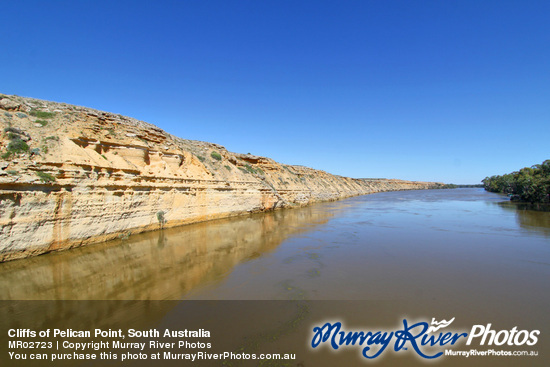 Cliffs of Pelican Point, South Australia