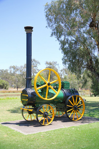 Rotary Park in Numurkah