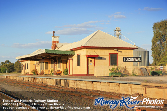 Tocumwal Historic Railway Station