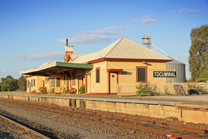 Tocumwal Railway Station