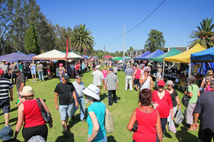 Tocumwal Markets
