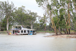 Houseboat near Wilkadene, Riverland