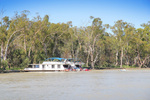 Group enjoying a houseboat holiday, Riverland