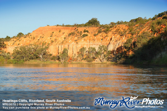 Headings Cliffs, Riverland, South Australia