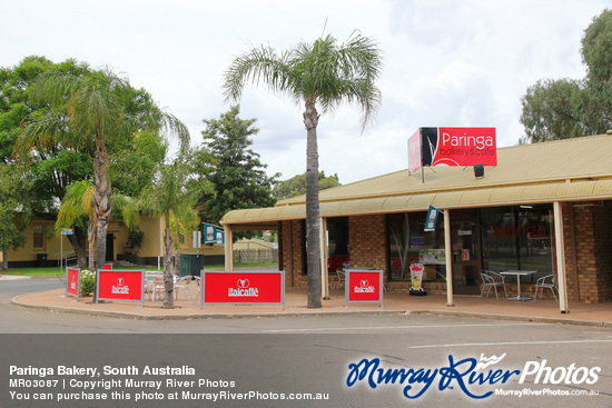 Paringa Bakery, South Australia