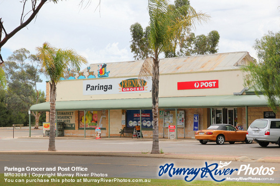 Paringa Grocer and Post Office