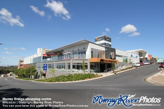 Murray Bridge shopping centre