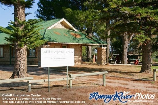 Cadell Interpretive Centre