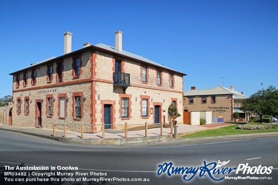 The Australasian in Goolwa