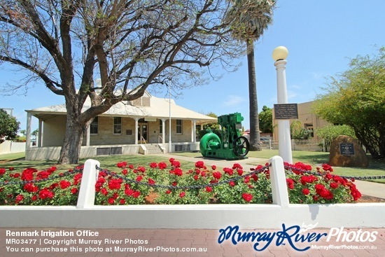 Renmark Irrigation Office