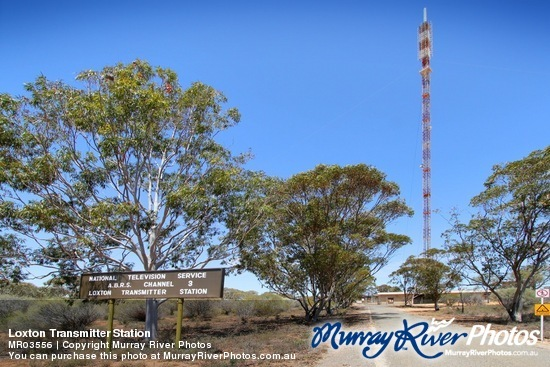Loxton Transmitter Station