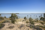 Yanga Lake at Yanga Homestead near Balranald